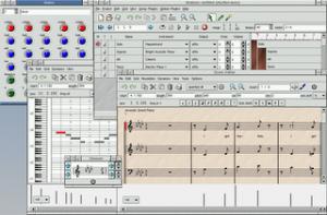 Brahms - Универсальный редактор MIDI-файлов