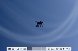 Графическая оболочка XFCE