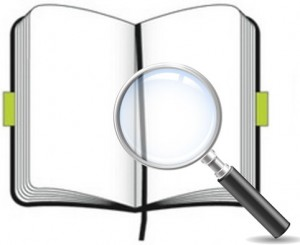 Адресная книга KDE - Поиск и просмотр записей