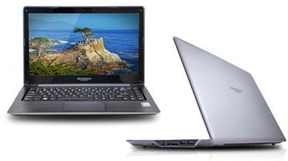 UltraLap 430 - Новый ультрабук под управлением ОС Linux