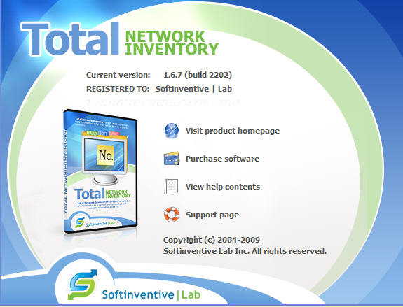 Crack Total Network Inventory 3 Full