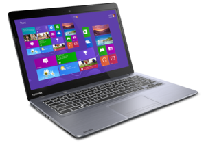 Ноутбук от Toshiba Satellite U840t
