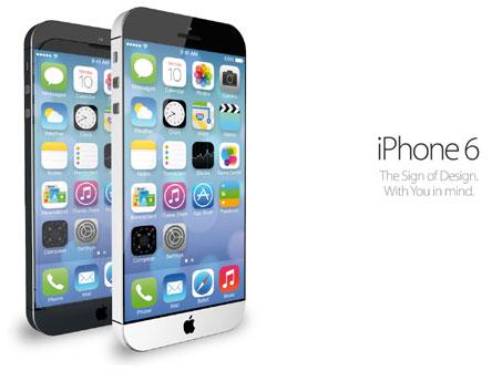 Apple собирается оживить спрос на гаджеты новым iPhone 6