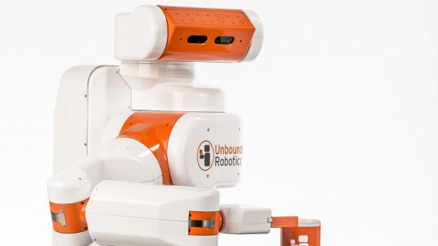Создан мобильный робот-помощник, работающий на ОС Linux