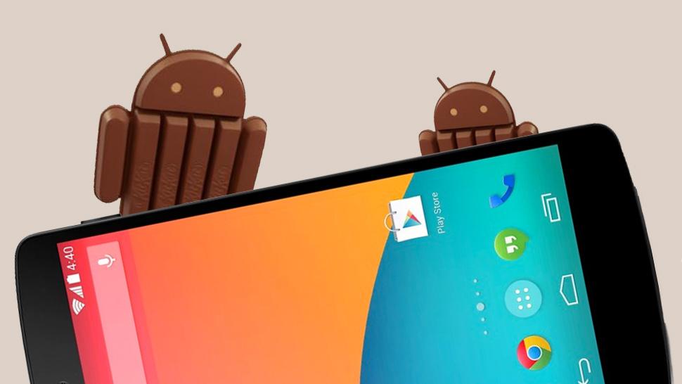 В Android 4.4 KitKat значительно усилили безопасность