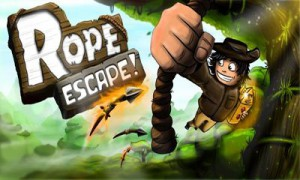 Игра для Андроид Rope Escape