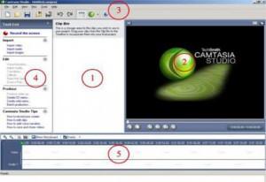 Обзор программы Camtasia Studio 5.1