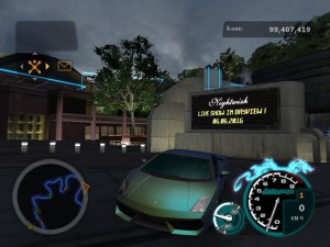 Описание игры Need For Speed Undergaround 2