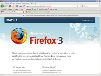 обзор браузера Firefox 3
