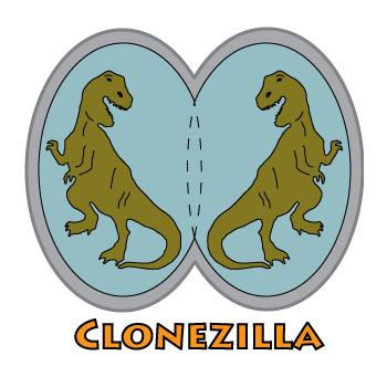 Clonezilla Live для резервирования данных