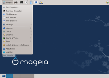 релиз Mageia
