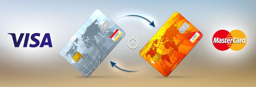 Как перевести денежные средства с карты на карту?