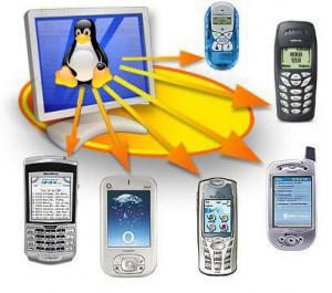 Прием и отправка СМС в Linux
