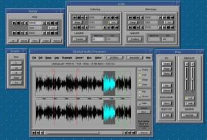 DAP - Программа для редактирования звука в Linux