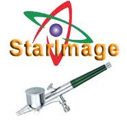 StarImage – Инструменты Аэрограф и Выделение