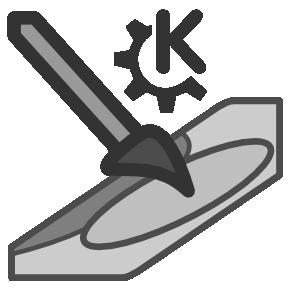 KPaint - простой редактор изображений