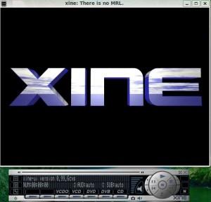 Xine - программа для просмотра видео в Linux