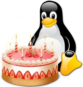 Четыре дня рождения Linux