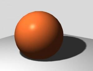 Затенение 3D объектов