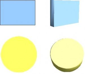OpenOffice.org Impress - Использование 3D эффектов