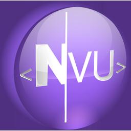 Nvu - Программа для создания сайтов в Linux