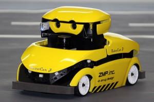 В Японии создан авторобот Robocar на базе ОС Linux