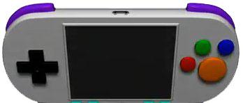 игровая консоль nD на базе Linux