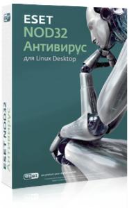 Появился антивирус ESET NOD32 для ОС Linux