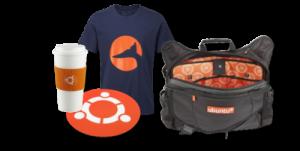 Призы участникам конкурса на лучшие статьи про Ubuntu