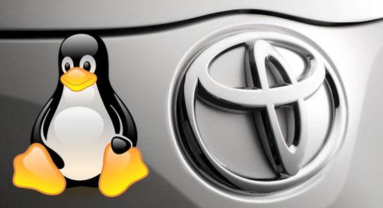Toyota вступает в ряды Linux Foundation