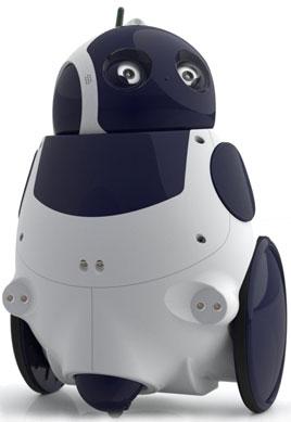 Qbo - робот на базе ОС Linux