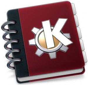 Адресная книга KDE