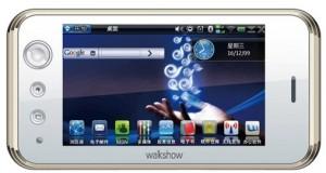 Aigo Walkshow NX7001 - Китайский телефон на ОС Linux