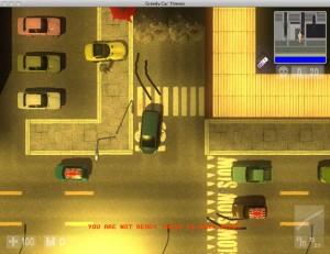 Greedy Car Thieves - аналог игры GTA под Linux
