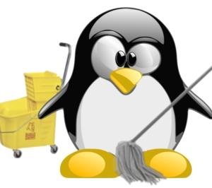 Программа для очистки linux системы