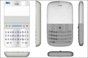 прототип смартфона на Android