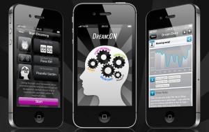 Управление снами с помощью приложения для Apple iPhone