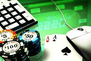 Популярность покера в Интернете