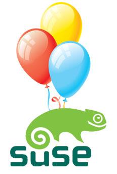 SUSE Linux празднует свое двадцатилетие