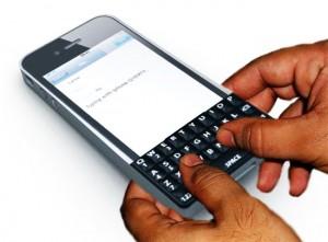 Первый айфон мог иметь QWERTY-клавиатуру