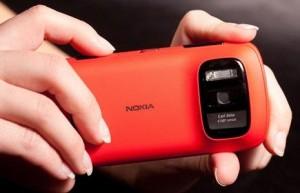 """""""Нокиа"""" с 41-мегапиксельной камерой в России появится в мае"""