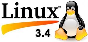 новая версия ядра Linux 3.4