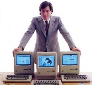 Первая модель компьютера фирмы Apple