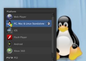 Игровой движок Unity 4 будет поддерживать Linux