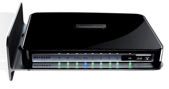 NETGEAR WNDR4300 - новый производительный Wi-Fi роутер
