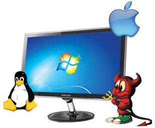 Альтернативные операционные системы