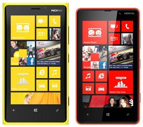 Nokia представила новые смартфоны с беспроводной зарядкой
