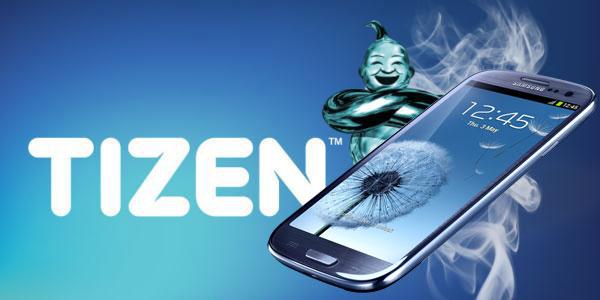 Samsung выпустит смартфон Galaxy S III на базе ОС Tizen