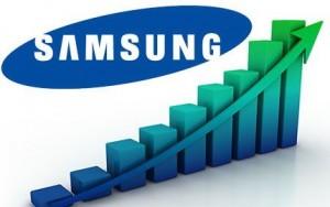 Доля продаж смартфонов  Samsung увеличилась