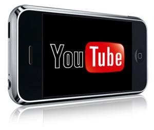 Google создал приложение YouTube для iPhone